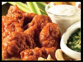 BBQ Wings from Applebee's